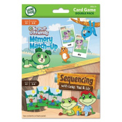 Card Game Double Pack - Memory Match Up /Sequencing,