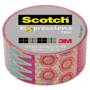 "Expressions Magic Tape, 3/4"" x 300"", Circus"