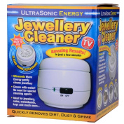Jewellery Cleaner Fast & Easy To Use Coins/ Jewllery