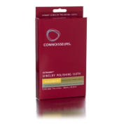 Connoisseurs Ultrasoft Gold Jewellery Polishing Cloth 28x35cm (1) by Connoisseurs