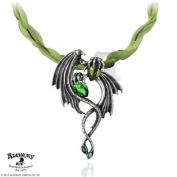 Alchemy Gothic The Emerald Dragon Choker