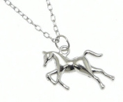 Silver Colour Metal Horse / Pony Pendant
