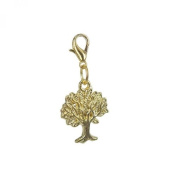 Charm tree in Gold plated 18K by Charm's Goldline