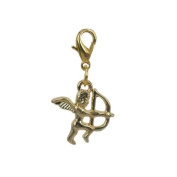 Charm Cupid in Gold plated 18K by Charm's Goldline