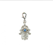 Charm Hand of Fatima in steel by Charming Charms