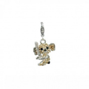 Charm Koala in steel by Charming Charms