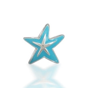 Bling Jewellery Sterling Silver Blue Starfish Nautical Animal .