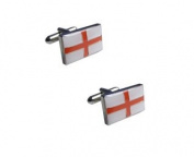 England Flag - Football Cufflinks
