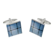 Scottish Burns Tartan Cufflinks
