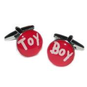 X2BOC045 - Toy Boy Cufflinks