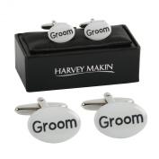 Novelty Wedding Day - Groom Cufflinks