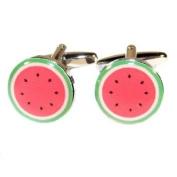 Novelty Watermelon Cufflinks