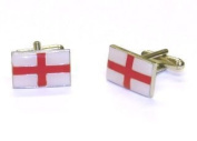 St George Flag Cufflinks (CL9)