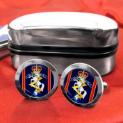 REME Royal Electrical and Mechanical Engineers Mens Cufflinks with Chrome Gift Box