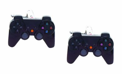 Novelty Game Controller Cufflinks