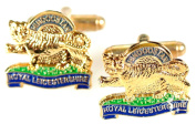 Royal Leicestershire Regiment Cufflinks