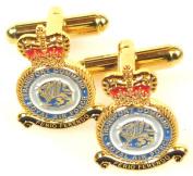 RAF Royal Air Force Transport Command Cufflinks