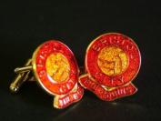 Bristol City 'The Robins' Football Club Cufflinks