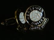 Hereford United 'Edgar Street' Football Club Cufflinks
