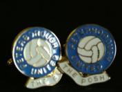 Peterborough United 'The Posh' Football Club Cufflinks