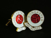 Doncaster 'The Rovers' Football Club Cufflinks