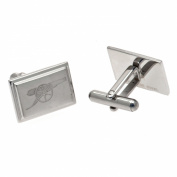 Arsenal F.C. Stainless Steel Cufflinks GN Official Merchandise