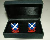 Scotland The Brave Cufflinks