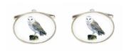 Novelty Owl Cufflinks