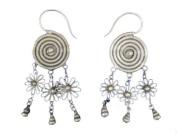 Handmade Earrings Ethnic Tribal Miao Hmong Jewellery #307.