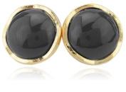Blingalove Metallic Frame Stud Earrings