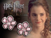 Hermione's Yule Bal Earrings. Harry Potter Noble Collection.