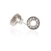 Sheena Shona Jewellery 40th Birthday Gift Sterling Silver Sheenashona Stud Earrings