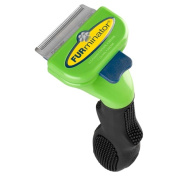 Small Short Hair Dog deShedding Tool for coates shorter then 2 inches
