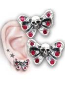 Alchemy UL17 Bow Belles Pair of Earrings