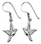 My-jewellery - D4195uk - Bird earring silver