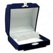 Blue Opal Button Style Earrings, Sterling Silver
