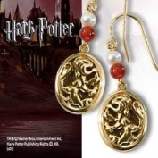 Gryffindor House Earrings. Harry Potter Noble Collection.