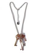 Darkside Keys Pendant Necklace