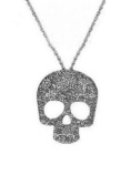 Vintage Gothic Skull Necklace Fashion Jewellery Costume Accessory