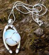 Opal Stone Necklace (4)