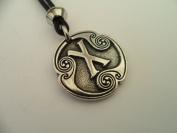 Viking Geofu, Rune of Love Pewter Pendant