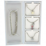 Pierre Cardin Ladies Pendant Jewellery Set Christmas Gift for her PXX0041M