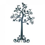 Sass & Belle Metal Jewellery Stand - Black Tree