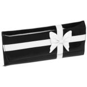 CHIC - Large Jewellery Purse - Black / White