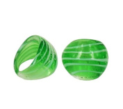 hand blown glass Ring (59)