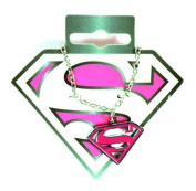 Supergirl Necklace - pink