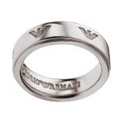 Emporio Armani EG3030040 Pure Eagle Sterling Silver Ring