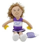 Cheerleader Girl Roxy Doll
