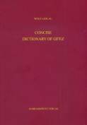 Concise Dictionary of Ge'ez (Classical Ethiopic)