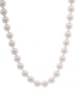 Misaki Women Necklace White VARIAS QCRNVARIAS